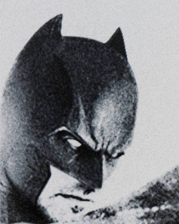 bat suit leak
