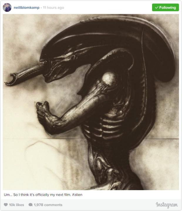 alien inst