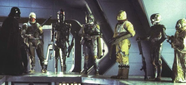bounty-hunter-line-up-empire-strikes-back
