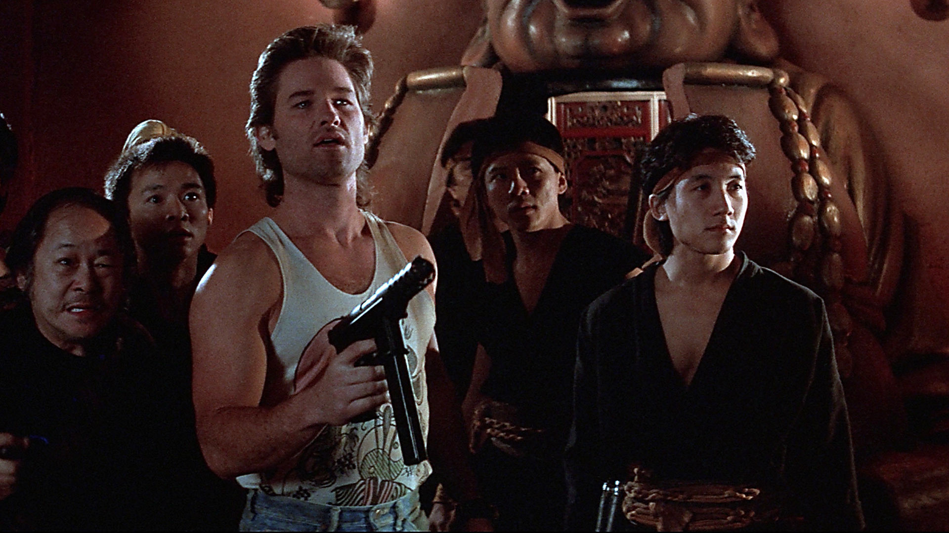 The Rock's Big Trouble In Little China Movie Is A Sequel.