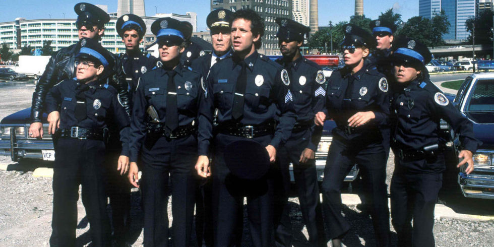 Steve Guttenberg Tweets A New Police Academy Movie Is In The Bag