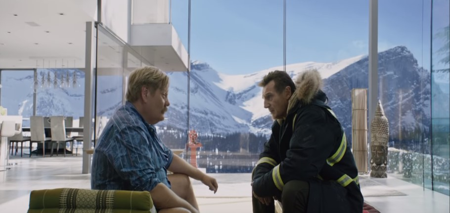 In Order Of Disappearance Remake Gets A Trailer With Liam Neeson.