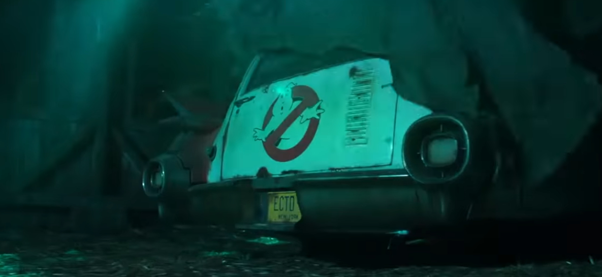 Teaser Trailer For Ghostbusters 3.