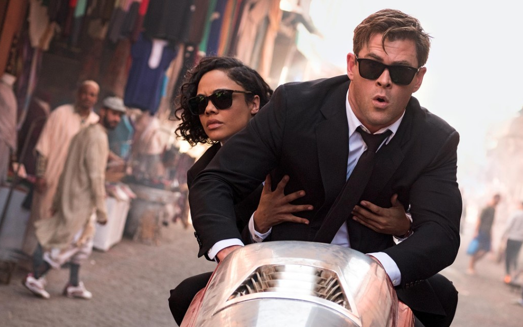 Men In Black: International Trailer Is Grossly Underwhelming.