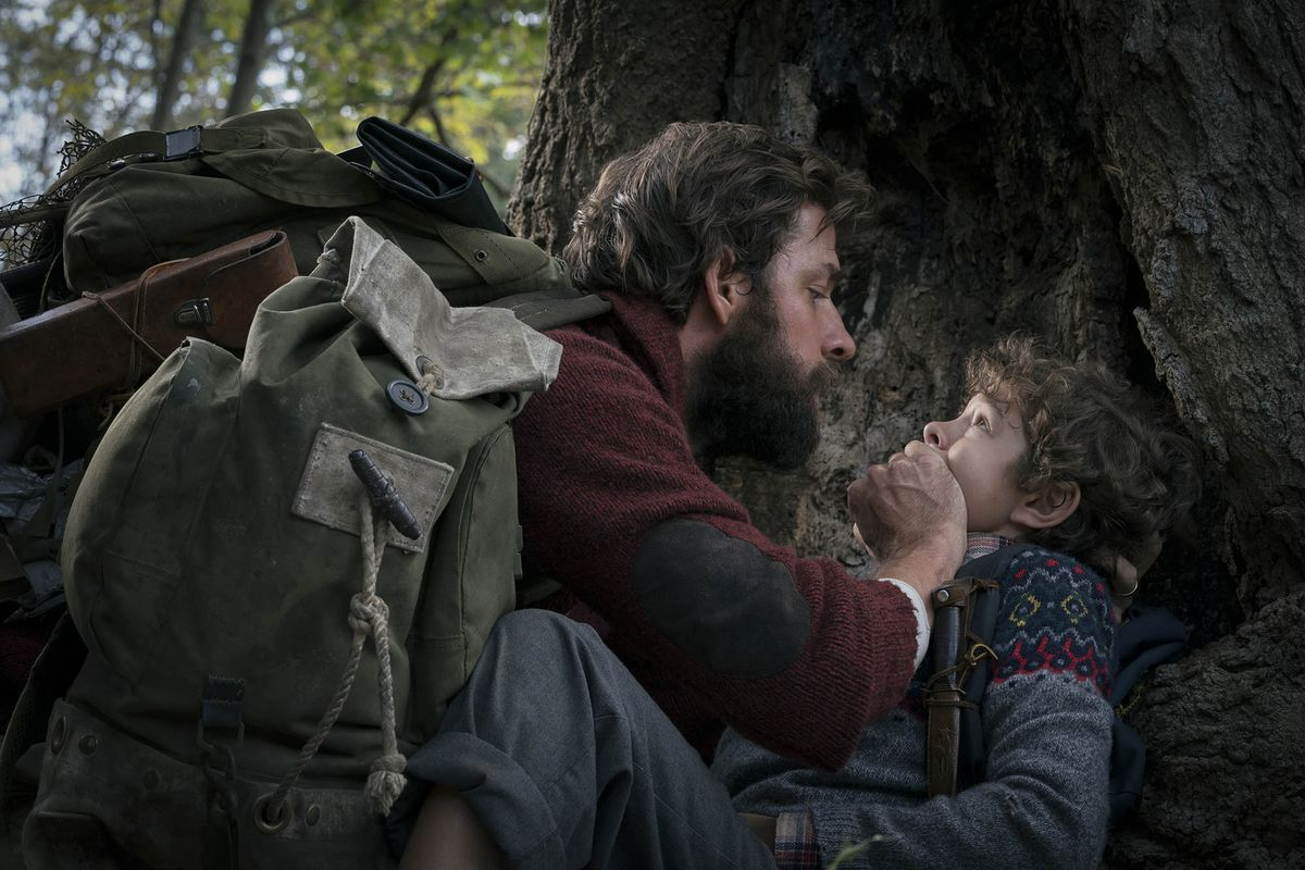 A Quiet Place 2 Is In The Can.