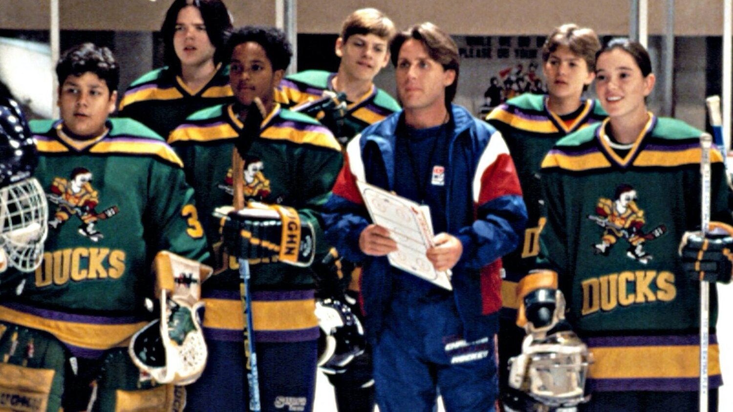 Emilio Estevez Confirms Return For Mighty Ducks Spin-Off.