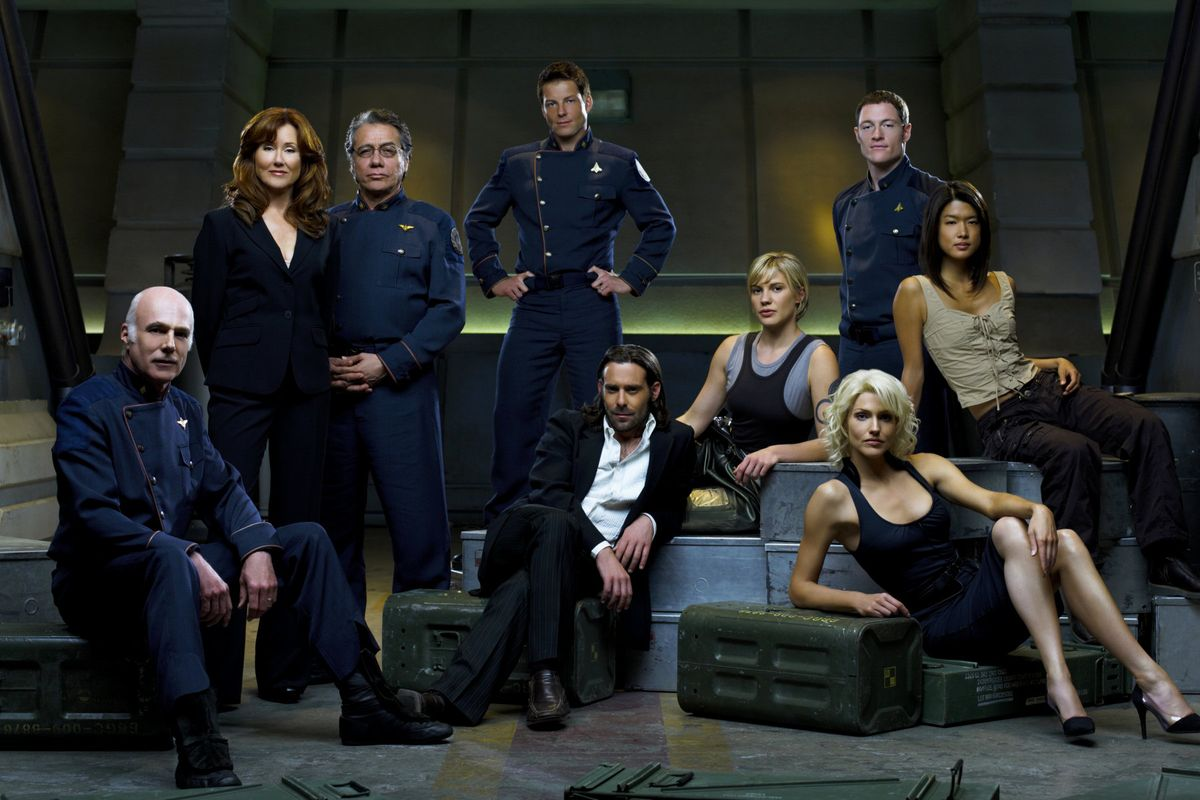 New Horizons For The Battlestar Galactica Reboot