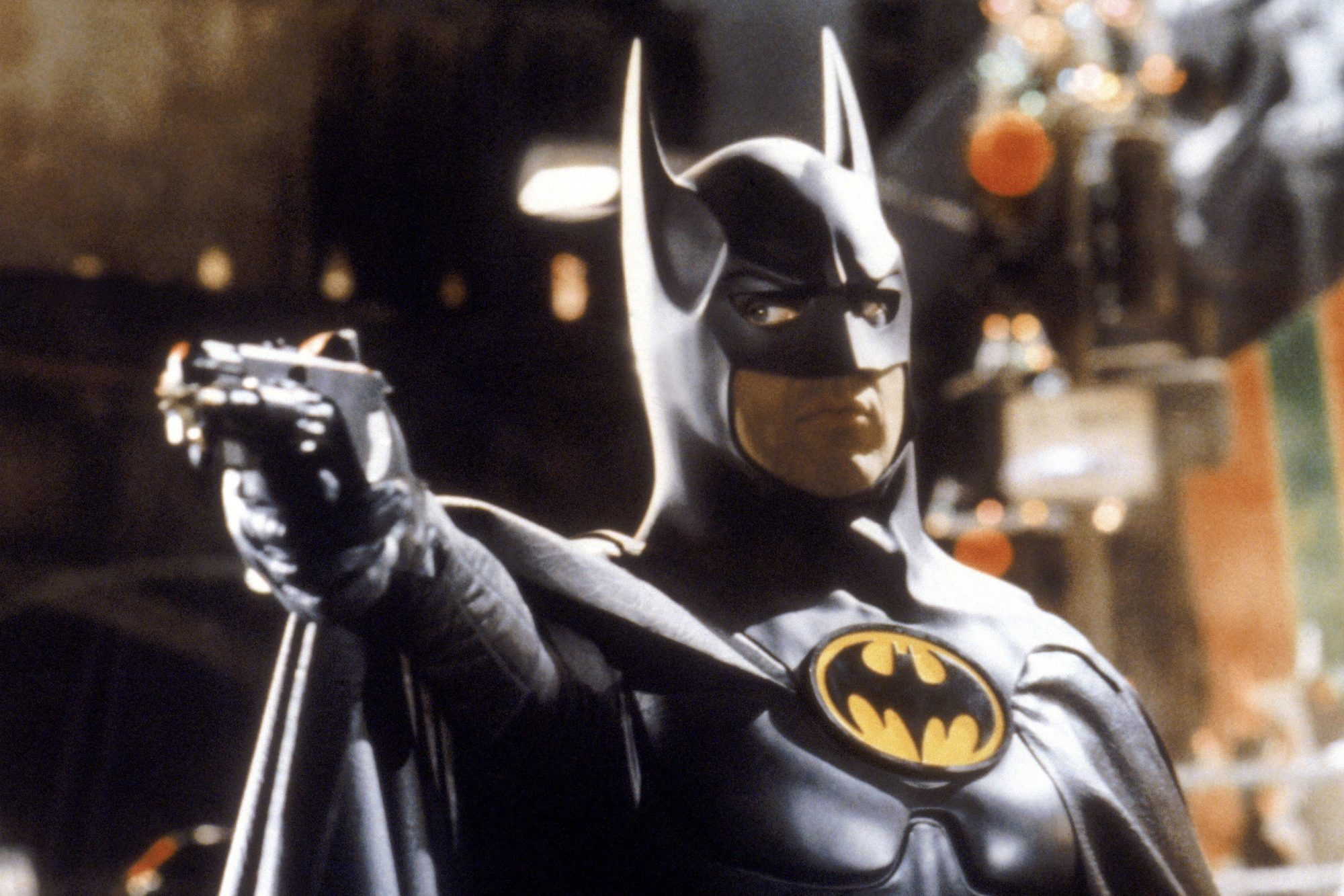Michael Keaton Could Reboot As Batman.