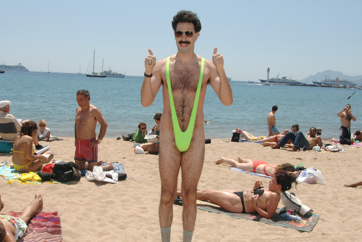 Borat 2 Is Already In The Can & Has A Title.