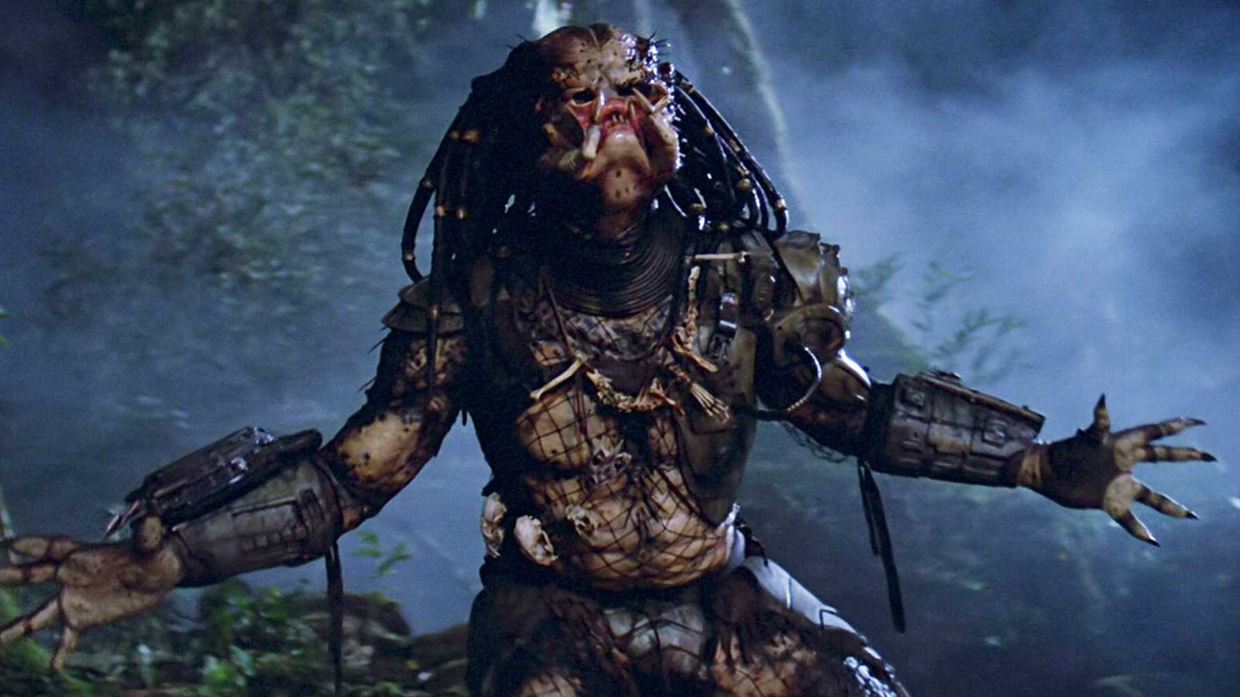 Secret Predator Movie Now Not So Secret.