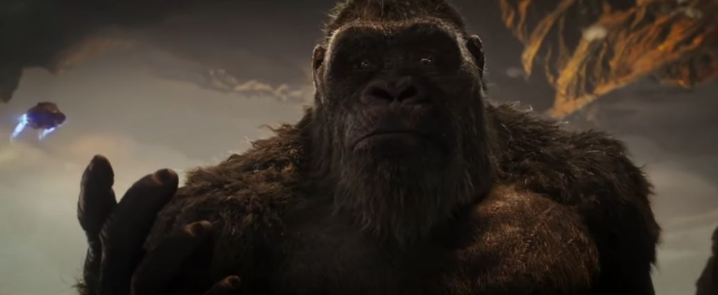 First Trailer For Godzilla vs Kong.