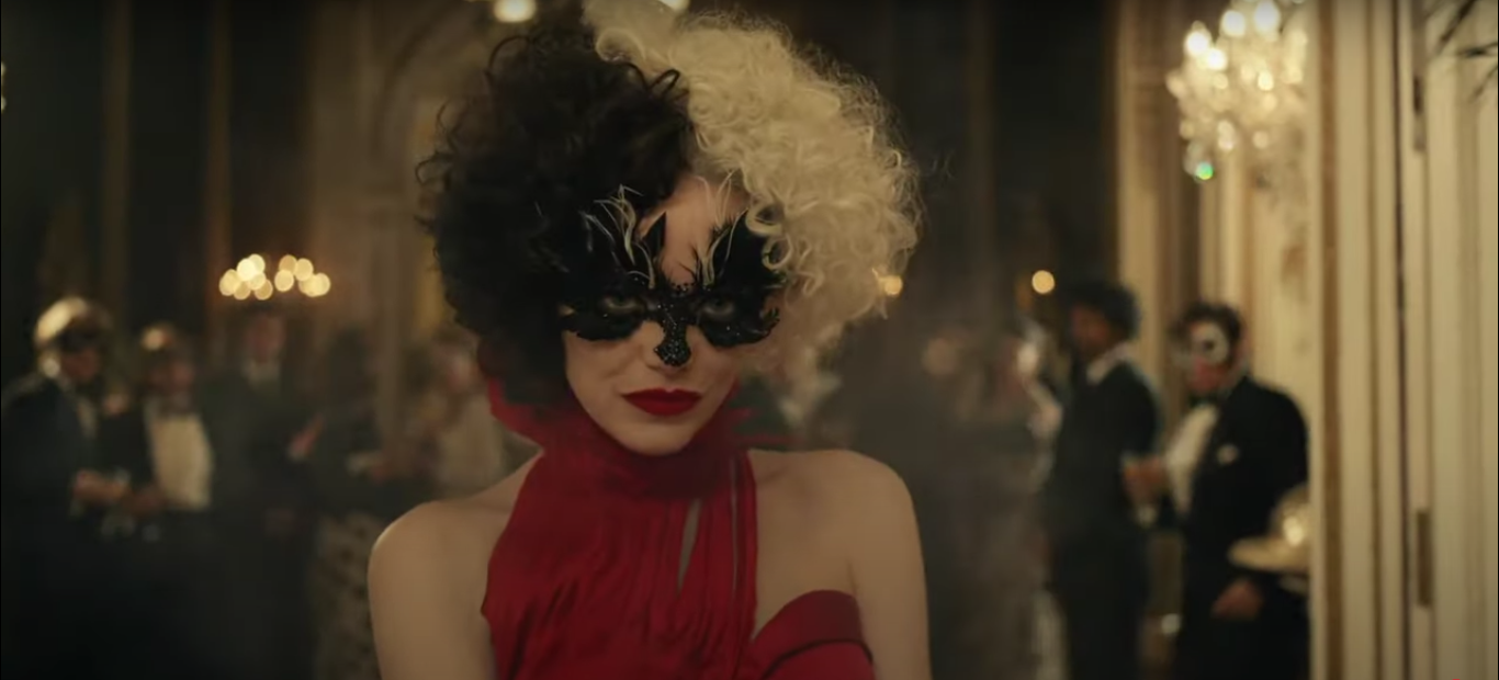 Cruella Trailer Reeks Of The Joker.