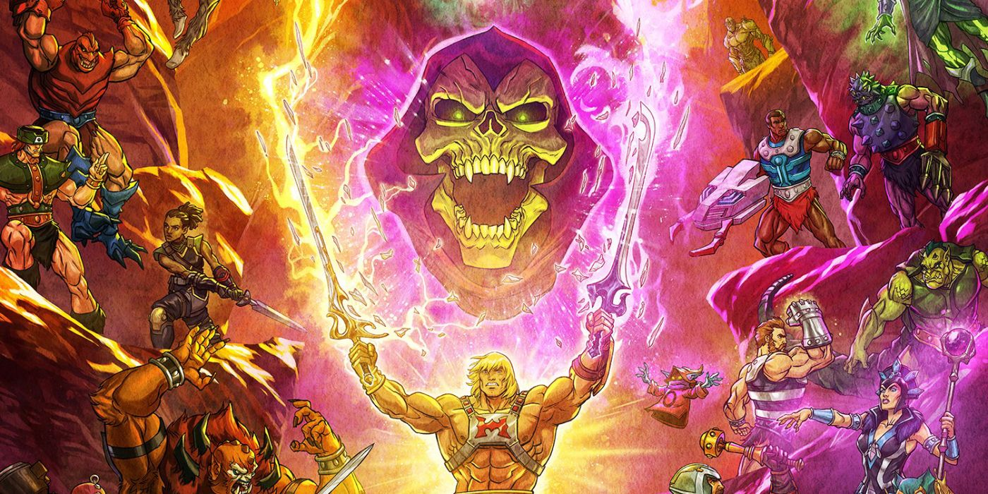 Kevin Smith Advises He-Man Reboot Critics To 'Grow Up'.