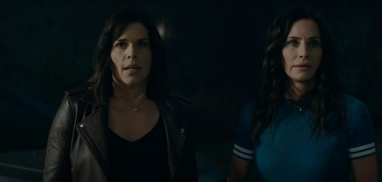 Scream 5 Trailer Passes The Torch.